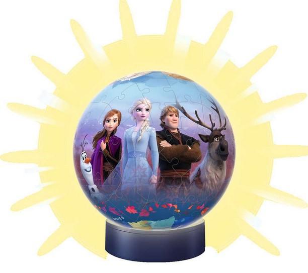 3D Puzzle-Ball Frozen 2 von Ravensburger