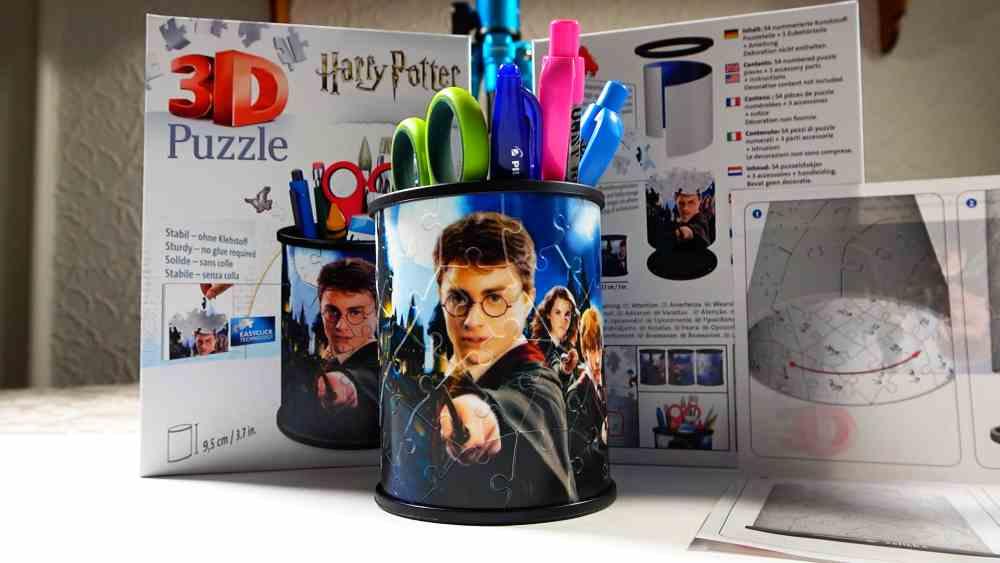 Harry Potter 3D Puzzle von Ravensburger