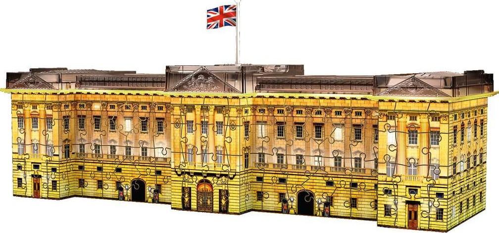 Buckingham Palast 3D Puzzle