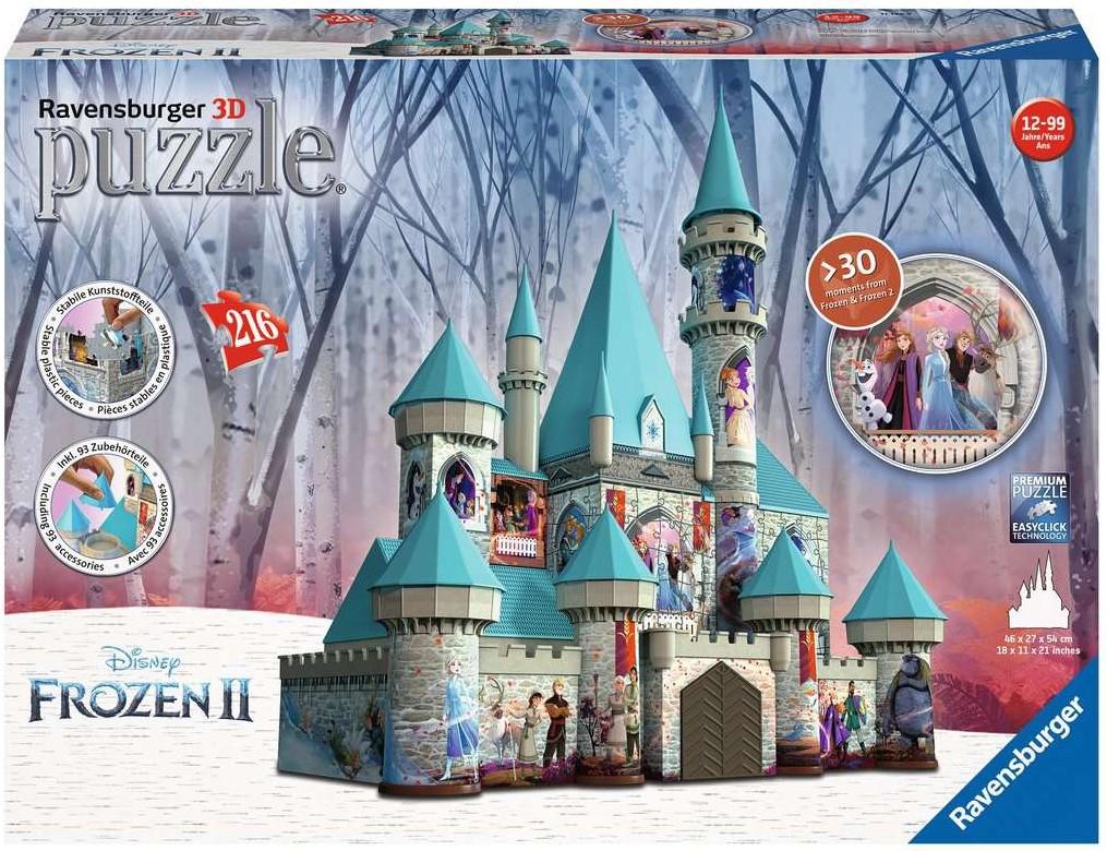 3D Puzzle Disney Schloss noch verpackt