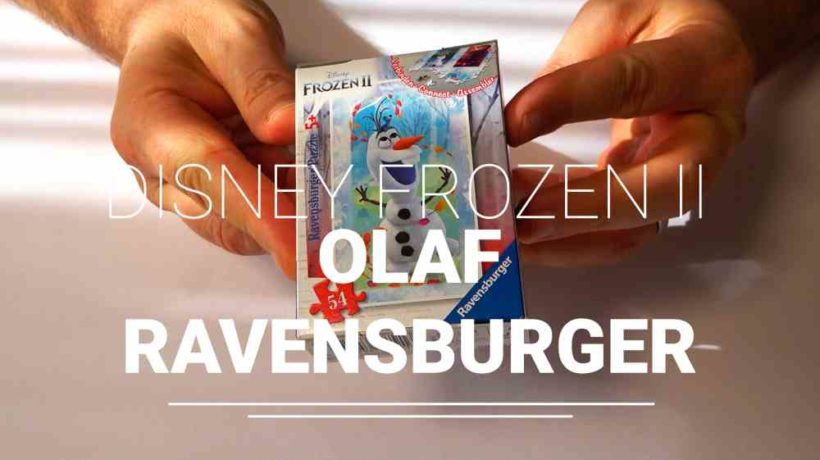 Disney Frozen II Olaf - Ravensburger Puzzle