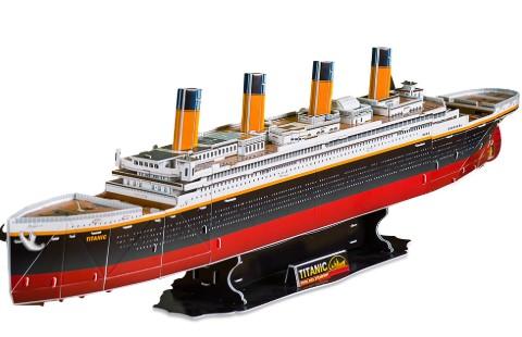 CubicFun Titanic