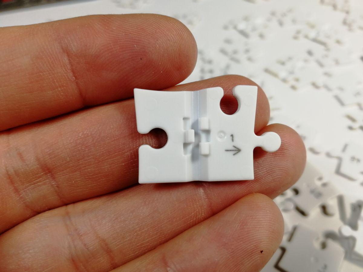 Puzzleteil 3D-Puzzle