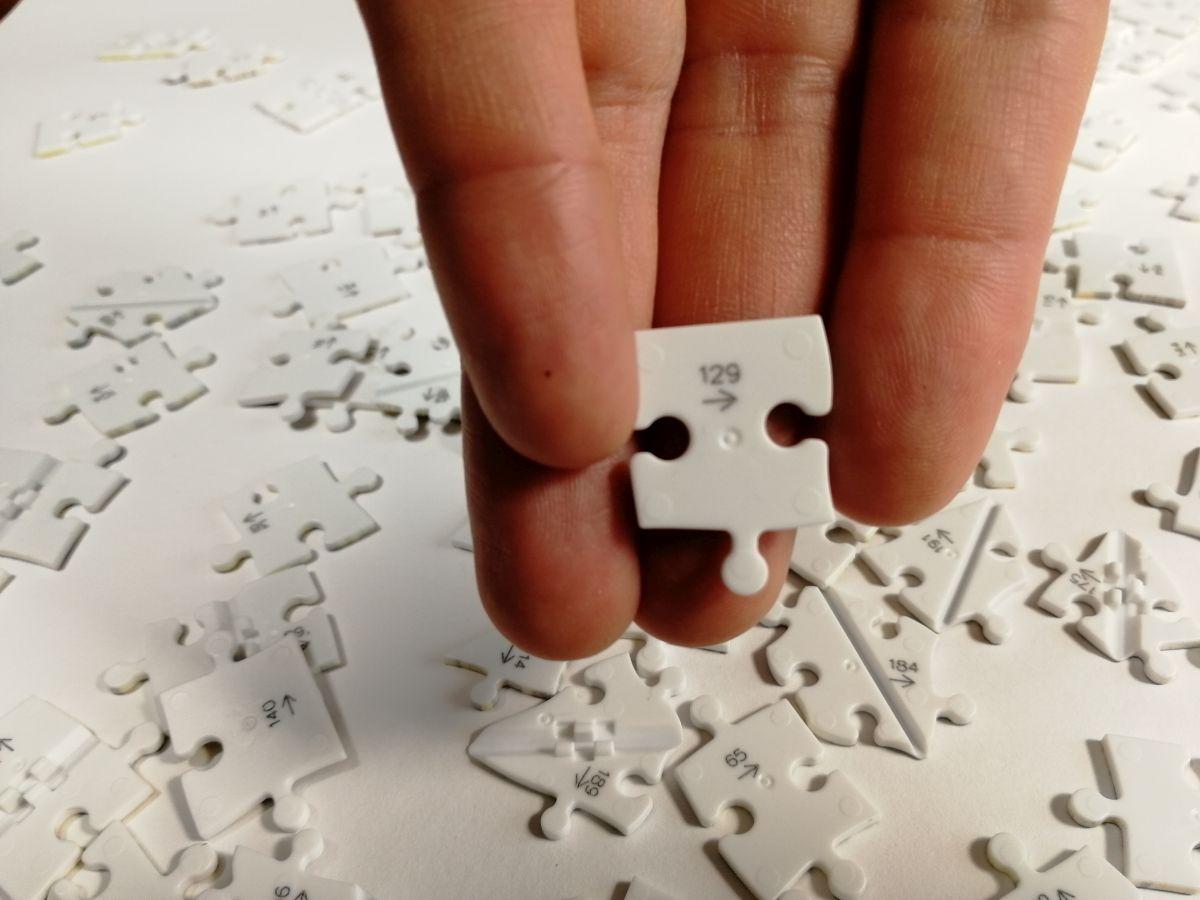 3D Puzzleteile von Ravensburger